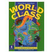 World Class Student's Book Manual limba engleza clasa a VI-a (a 6-a)