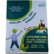 Comunicare in limba engleza, limba moderna 1. Caietul elevului pentru clasa a II-a - Partea a II-a - English with Nino workbook
