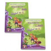 Fairyland 3A si 3B, Pupils Book. Manual de Limba Engleza pentru clasa a III-a - Semestrul I si II (Contine editia digitala) UNISCAN