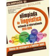 Olimpiada de lingvistica nationala si internationala 2013-2015