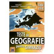 Teste de Geografie pentru Gimnaziu (Clasa a VI-a)