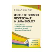 Modele de scrisori profesionale in limba engleza. Editia 2016