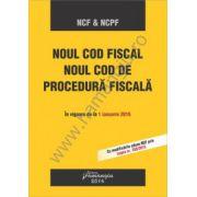Noul Cod fiscal si noul Cod de procedura fiscala 2016