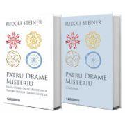 Patru Drame Misteriu (2 volume)