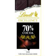 Lindt Excellence 70% cacao dark: Cele mai savuroase retete