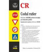 Codul rutier Ediţia a 2-a actualizată la 15 februarie 2016