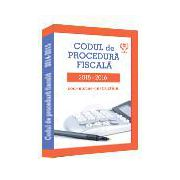 Codul de Procedura Fiscala 2015-2016 (cod+norme+instructiuni)