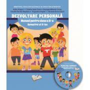 Dezvoltare personala. Manual pentru clasa a II-a, semestrul al II-lea (contine CD)