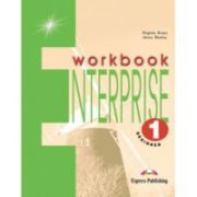 Enterprise 1 Workbook- caiet clasa a V-a