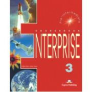 Enterprise 3 Coursebook- manual clasa a VII-a