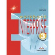 Enterprise 3 Workbook- caiet clasa a VII-a