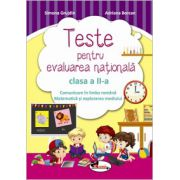 Teste de evaluare nationala clasa a II-a. Comunicare in limba romana - Matematica si explorarea mediului
