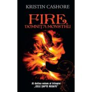 Fire, domnita monstru. Seria Cele Sapte Regate, vol. 2