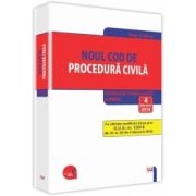 Noul Cod de procedura civila 2016 Legislatie consolidata si INDEX: 4 februarie 2016