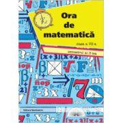 Ora de matematica clasa a VII-a semestrul 2