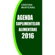 Agenda Suplimentelor Alimentare 2016
