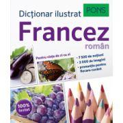 Dictionar ilustrat francez-roman. Pons
