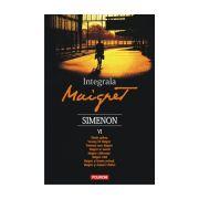 Integrala Maigret. Volumul VI