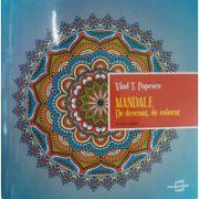 Mandale - de desenat, de colorat pentru adulti