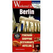 Weekend la Berlin (Ghid turistic) Contine harta orasului