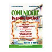 Comunicare in Limba Romana- Culegere - Clasa a 3-a
