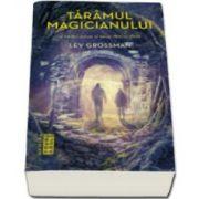 Taramul magicianului - Al treilea volum al seriei Magicienii