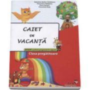 Caiet de vacanta pentru clasa pregatitoare - Valentina Stefan-Caradeanu