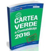Cartea Verde a Contabilitatii 2016. Actualizata cu legislatia in vigoare