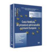 Codul reneual de procedura administrativa a Uniunii Europene