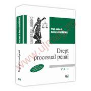 Drept procesual penal. Volumul II