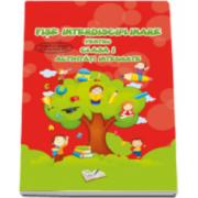 Fise interdisciplinare pentru clasa I. Activitati integrate (conform programei)