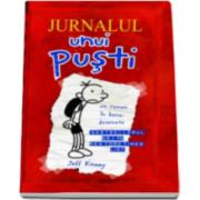 Jurnalul unui pusti. Volumul 1 - Un roman in benzi desenate (editie necartonata)