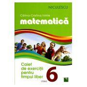 Matematica - Caiet de Exercitii pentru timpul liber clasa a 6-a