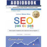 SEO pas cu pas. Ghidul complet al începătorului pentru obținerea de trafic pe Google; Caimin Jones; audiobook varianta download (MP3 arhivat)