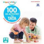 100 de activitati cu tata