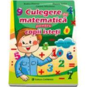 Culegere de matematica pentru copii isteti pentru clasa a III-a (Rodica Dinescu)