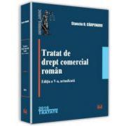 Tratat de drept comercial roman editia a 5-a actualizata