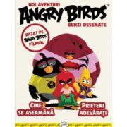 Angry Birds - benzi desenate