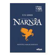 NARNIA - Nepotul magicianului | Cartile de aur ale copilariei (Cronicile din Narnia Vol. 1)