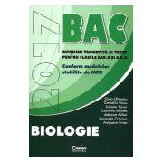 Bacalaureat Biologie (Clasele 9-10) 2017