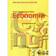 Economie manual pentru clasa a XI-a (Dorel Ailenei)