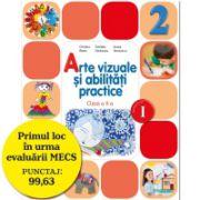 Arte vizuale si abilitati practice. Manual pentru clasa a II-a. Semestrul I+II (contine CD) Cristina Rizea