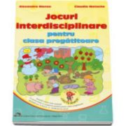 Jocuri interdisciplinare pentru clasa pregatitoare - Colectia Leo te invata - Editia 2016