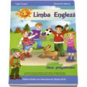 Limba Engleza, pentru clasa pregatitoare - Editia 2016