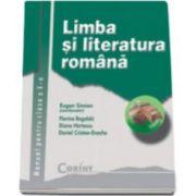 Limba si literatura romana manual pentru clasa a X-a (Eugen Simion)