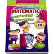 Matematica. Caietul elevului pentru clasa a IV-a - Cleopatra Mihailescu