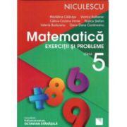 Matematica - Exercitii si Probleme pentru clasa a 5-a