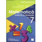 Matematica - Exercitii si Probleme pentru clasa a 7-a