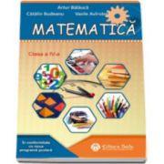 Matematica pentru clasa a IV-a - Artur Balauca
