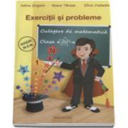 Culegere de matematica pentru clasa a IV-a. 1000 exercitii si probleme Adina Grigore